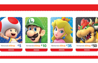 Nintendo eShop - Gift Prepaid Card $50 (USD) (USA)