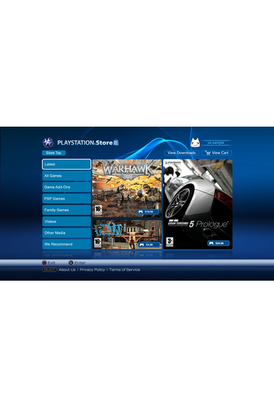 PSN - PlayStation Network - Gift Card £80 (GBP) (UK)