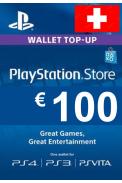PSN - PlayStation Network - Gift Card 100 (CHF) (Switzerland)