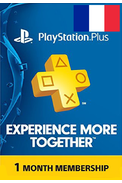 PSN - PlayStation Plus - 30 days (France) Subscription