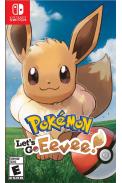 Pokemon: Let's Go, Eevee! (Switch)