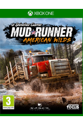 Spintires Mudrunner - American Wilds Edition (Xbox Live)