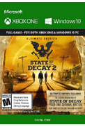 State of Decay 2 - Ultimate Edition (PC / Xbox One) (Xbox Play Anywhere)