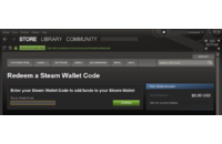 Steam Wallet - Gift Card $5 (USD)
