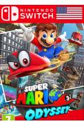 Super Mario Odyssey (USA) (Switch)