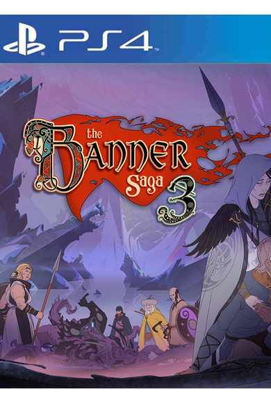 The Banner Saga 3 (PS4)