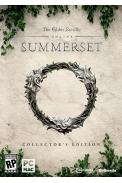 The Elder Scrolls Online Summerset Collector's Edition