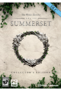 The Elder Scrolls Online Summerset Collectors Edition Upgrade