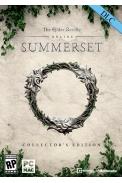 The Elder Scrolls Online Summerset Collectors Edition Upgrade