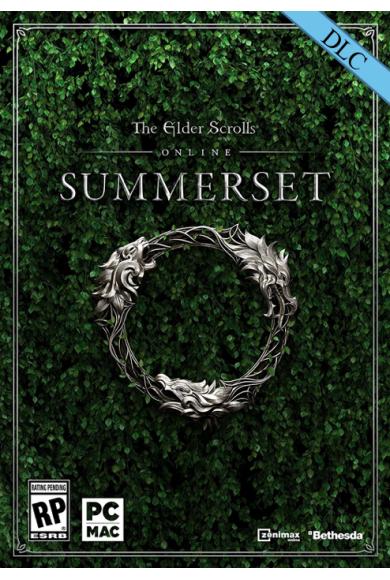 The Elder Scrolls Online: Summerset Upgrade