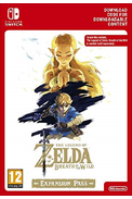 The Legend of Zelda: Breath of the Wild - Expansion Pass (Switch)