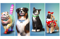 The Sims 4: Cats & Dogs (DLC)