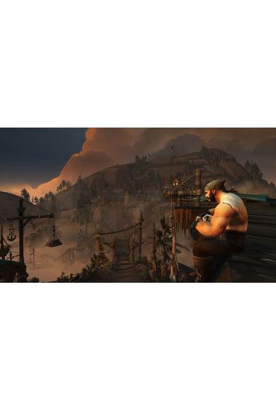 World of Warcraft: Battle for Azeroth (WOW)