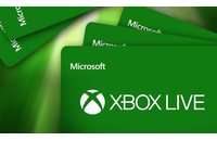 XBOX Live $25 (USD Gift Card) (USA)
