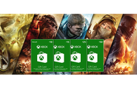 XBOX Live $50 (USD Gift Card) (USA)