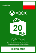 XBOX Live 20 (PLN Gift Card) (Poland)