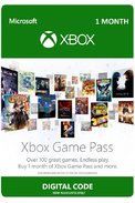 Xbox Game Pass 1 Mes (Xbox One)