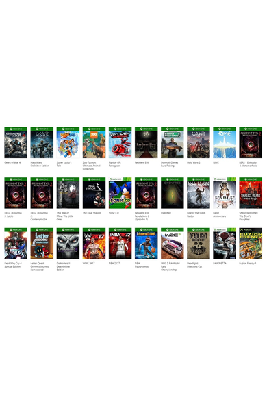 Xbox Game Pass 3 Months (Måneder) (Xbox One)