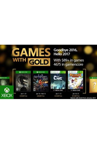 Xbox Live Gold 6 Mesi