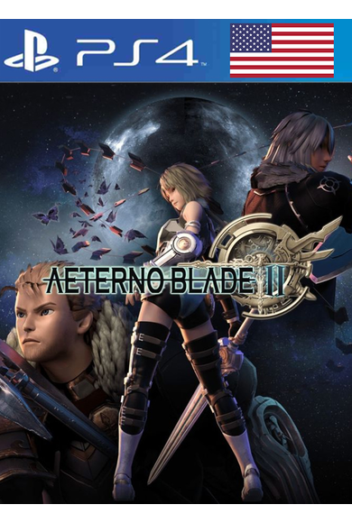 AeternoBlade II (2) (USA) (PS4)