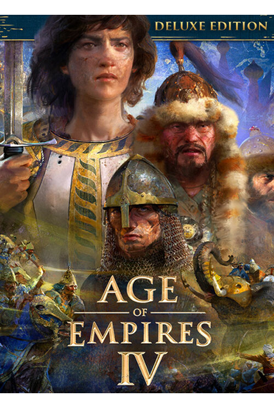 Age of Empires IV (4) (Deluxe Edition)