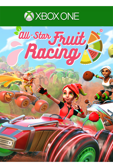 All-Star Fruit Racing (Xbox One)