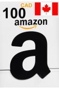 Amazon 100 (CAD) (Canada) Gift Card