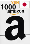 Amazon 1000 (YEN) (Japan) Gift Card