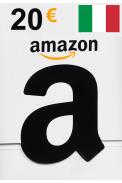 Amazon 20€ (EUR) (Italy) Gift Card
