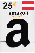 Amazon 25€ (EUR) (Austria) Gift Card