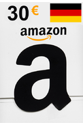 Amazon 30€ (EUR) (Germany) Gift Card