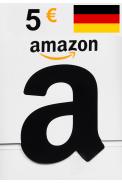 Amazon 5€ (EUR) (Germany) Gift Card