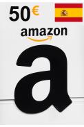 Amazon 50€ (EUR) (Spain) Gift Card