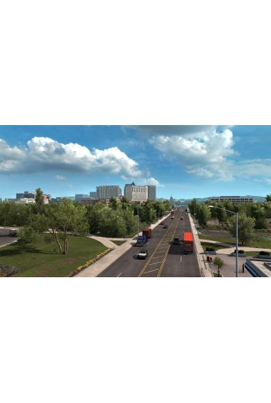 American Truck Simulator - Idaho (DLC)