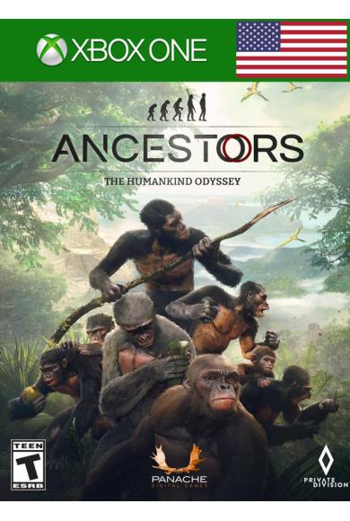 Ancestors: The Humankind Odyssey (USA) (Xbox One)