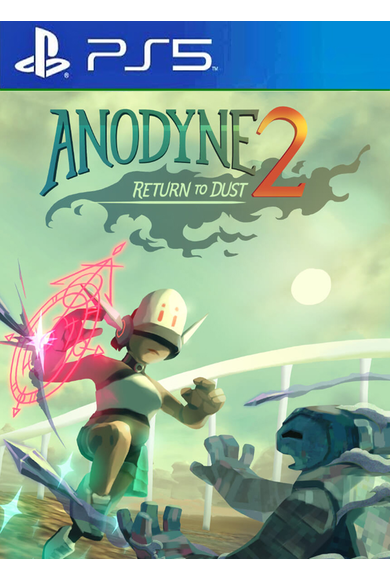 Anodyne 2: Return to Dust (PS5)