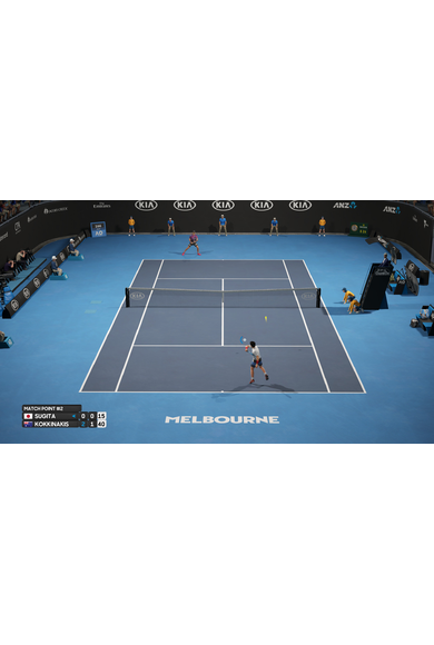AO International Tennis (USA) (Xbox One)