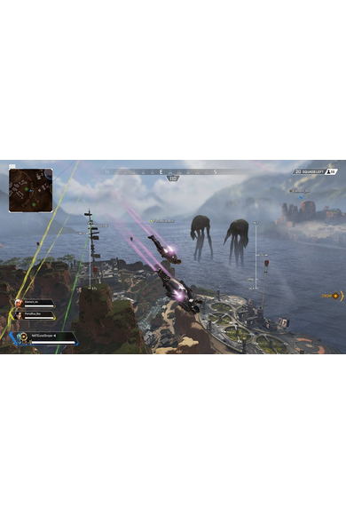 Apex Legends - Lifeline Edition (USA) (Xbox One)