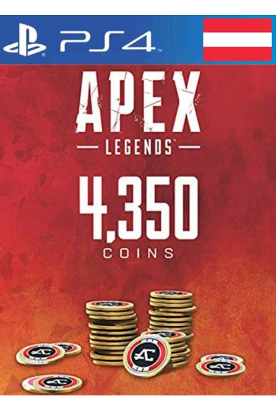 Apex Legends: 4350 Apex Coins (PS4) (Austria)