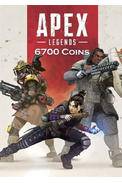 Apex Legends: 6700 Apex Coins