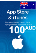 Apple iTunes Gift Card - 100 (AUD) (Australia) App Store