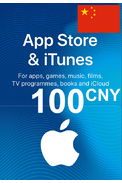 Apple iTunes Gift Card - 100 (CNY) (China) App Store