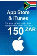 Apple iTunes Gift Card - 150 (ZAR) (South Africa) App Store