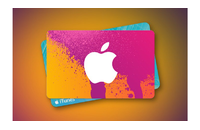 Apple iTunes Gift Card - $400 (USD) (USA/North America) App Store