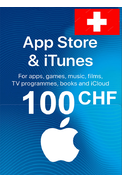Apple iTunes Gift Card - 100 (CHF) (Switzerland) App Store