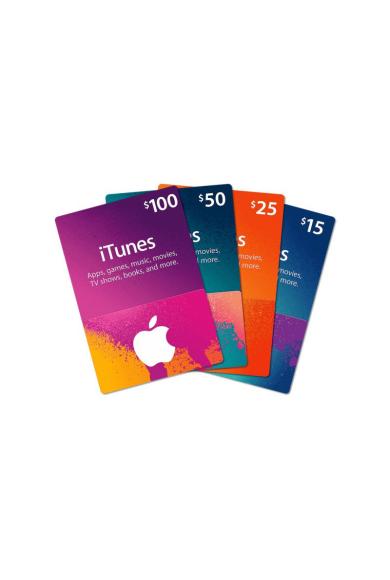 Apple iTunes Gift Card - 500 (SEK) (Sweden) App Store
