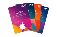 Apple iTunes Gift Card - $70 (USD) (USA/North America) App Store