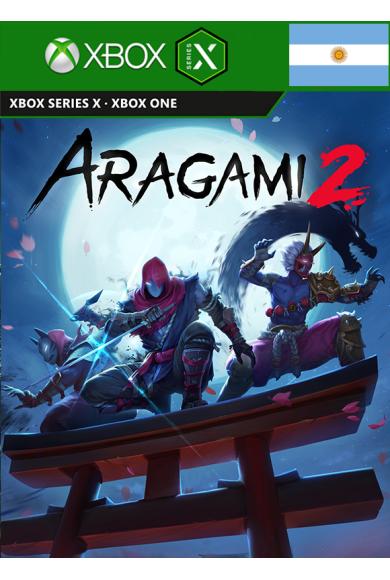 Aragami 2 (Argentina) (Xbox One / Series X|S)
