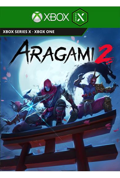 Aragami 2 (Xbox One / Series X|S)