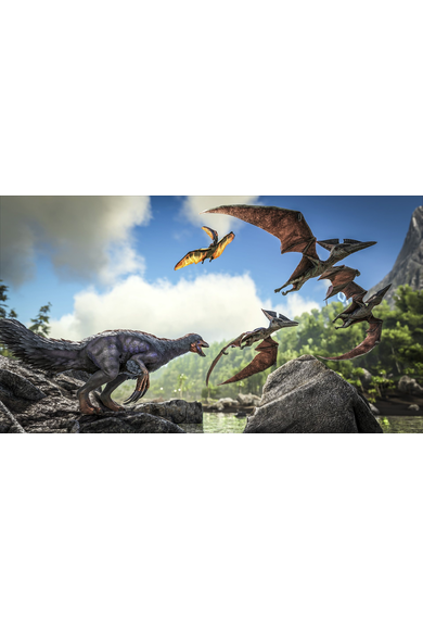 ARK: Survival Evolved - Explorer's Edition (USA) (Xbox One)